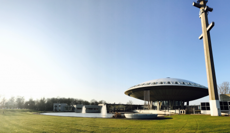CCD Media officially in the Evoluon